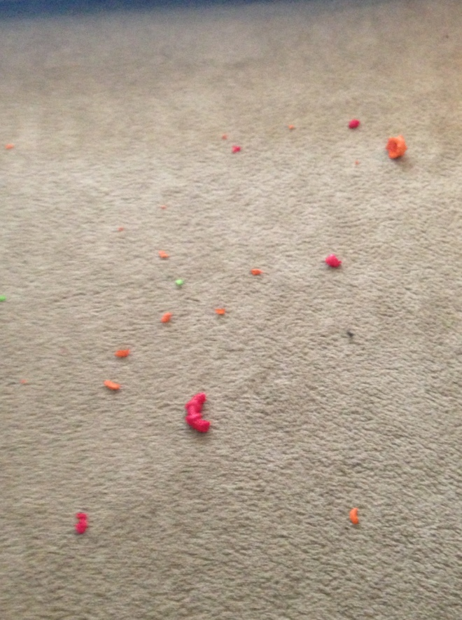 Our dogs know how to party... they make custom confetti!